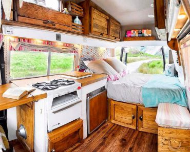 How To Logically Plan Your Campervan Layout