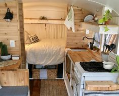 10 Gorgeous Camper Decorating Ideas For Fancy Rvers